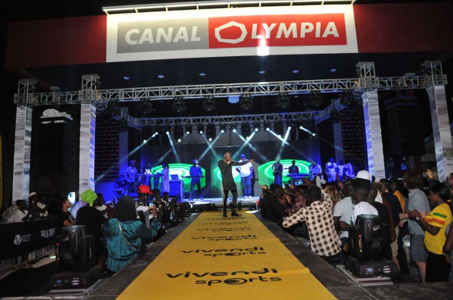 CanalOlympia <br>Kaloum