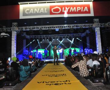 CanalOlympia <br>Hippodrome