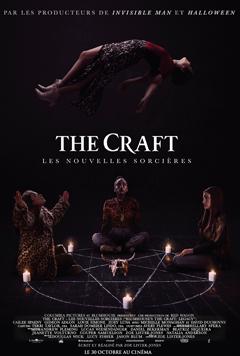 THE CRAFT - LES NOUVELLES SORCIÈRES cover