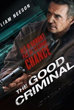 THE GOOD CRIMINAL cover