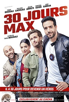 30 JOURS MAX cover