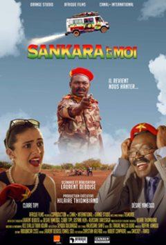 SANKARA ET MOI cover