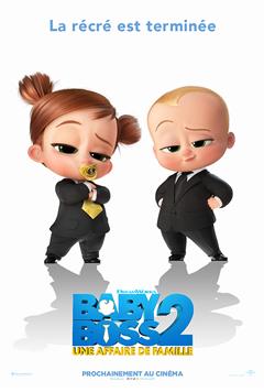 BABY BOSS 2 : UNE AFFAIRE DE FAMILLE cover