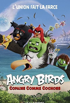 ANGRY BIRDS : COPAINS COMME COCHONS cover