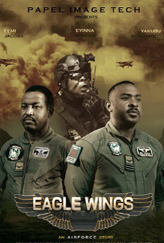 EAGLE WINGS cover