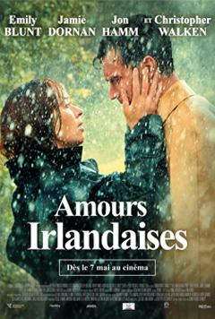 AMOURS IRLANDAISES cover