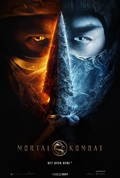 MORTAL KOMBAT cover
