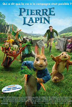 PIERRE LAPIN cover