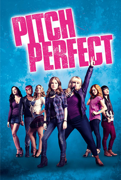 PITCH PERFECT 1 cover
