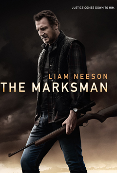 THE MARKSMAN cover