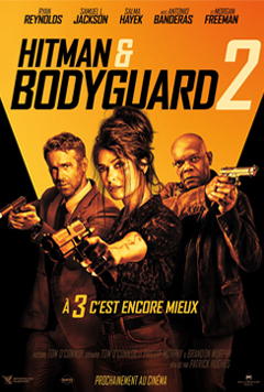HITMAN & BODYGUARD 2 cover