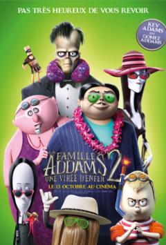 LA FAMILLE ADDAMS 2 : UNE VIRÉE D'ENFER cover