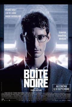 BOÎTE NOIRE cover