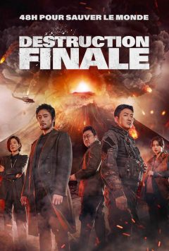 DESTRUCTION FINALE cover