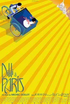 Dilili à Paris cover