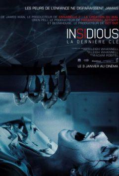 Insidious : la dernière clé cover