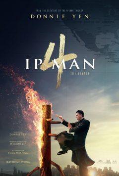 IP MAN 4 : LE DERNIER COMBAT cover