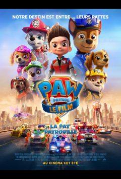 LA PAT' PATROUILLE LE FILM cover