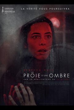 LA PROIE D'UNE OMBRE cover
