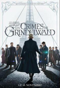 Les Animaux fantastiques:Les crimes de Grindelwald cover