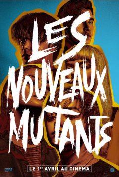 LES NOUVEAUX MUTANTS cover