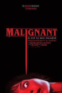 MALIGNANT cover