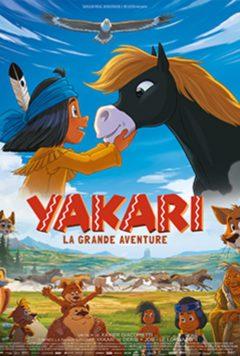 YAKARI : LA GRANDE AVENTURE cover